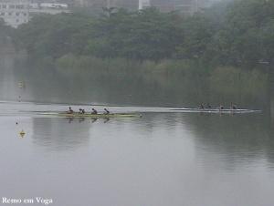 Botafogo vence 4 Sem PL S23 na abertura da 3ª Regata