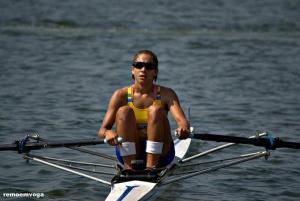 Beatriz disputa o Mundial Sub-23 no Single Skiff