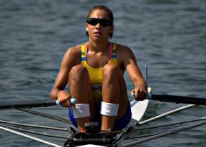 Beatriz Tavares via remar o Single Skiff também no Mundial de Juniores