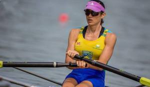 Fabiana Beltrame está na Final A do Single Skiff PL