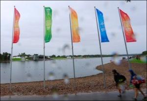 Raiao olímpica de Sydney recebe Copa do Mundo  (Foto: Igor Meijer/FISA)