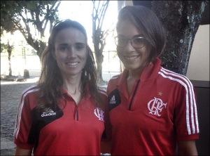 Fabiana e Beatriz: Double Skiff Peso-Leve na seleção (Foto: Reprodução Facebook)