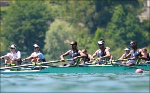 Quatro Sem PL ficou em 5º na Final B (Foto: Igor Meijer/FISA)