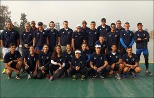 Equipe brasileira disputa vaga em 13 provas (Foto: CBR)