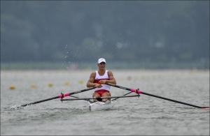 Canadense Dan de Groot venceu a semifinal de Uncas (Foto: Agência Xinhua)