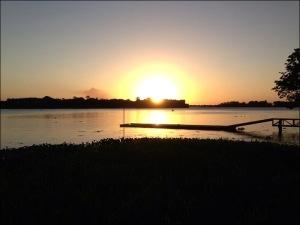 Ilha do Pavão recebe 170 provas até domingo Foto: Guilherme Maciel/Facebook