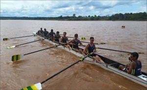 Oito Com terá 5 integrantes da prata no Sul-Americano (Foto: CBR/Facebook)