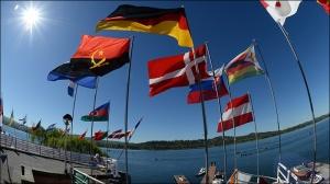 Copa do Mundo reúne barcos de 47 países (Foto: Detlev Seyb/MyRowingPhoto.com) (Foto: