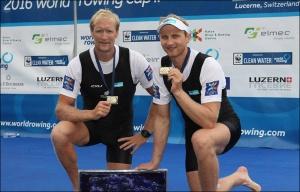 Murray e Bond: invictos desde 2009 no Dois Sem (Foto: Igos Meijer/FISA)