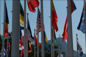 Remadores de 40 países já foram ao pódio Olímpico (Foto: Vicente Leal/Remo em Voga)