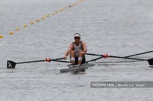 Mahe Drysdale, atual campeão Olímpico no Single Skiff (Foto: Vicente Leal/Remo em Voga)