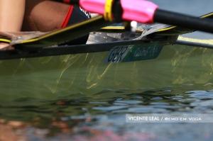 Britânicos lideram quadro de medalhas (Foto: Vicente Leal/Remo em Voga)