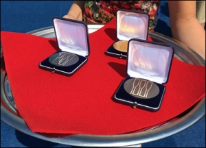 Brail disputa medalha no masculino após 29 anos (Foto: FISA)