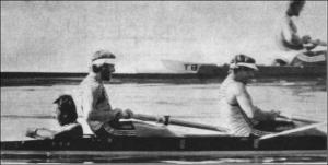 Dois Com, 4º lugar Olímpico em Los Angeles-1984